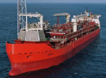 Shell - Curlew FPSO