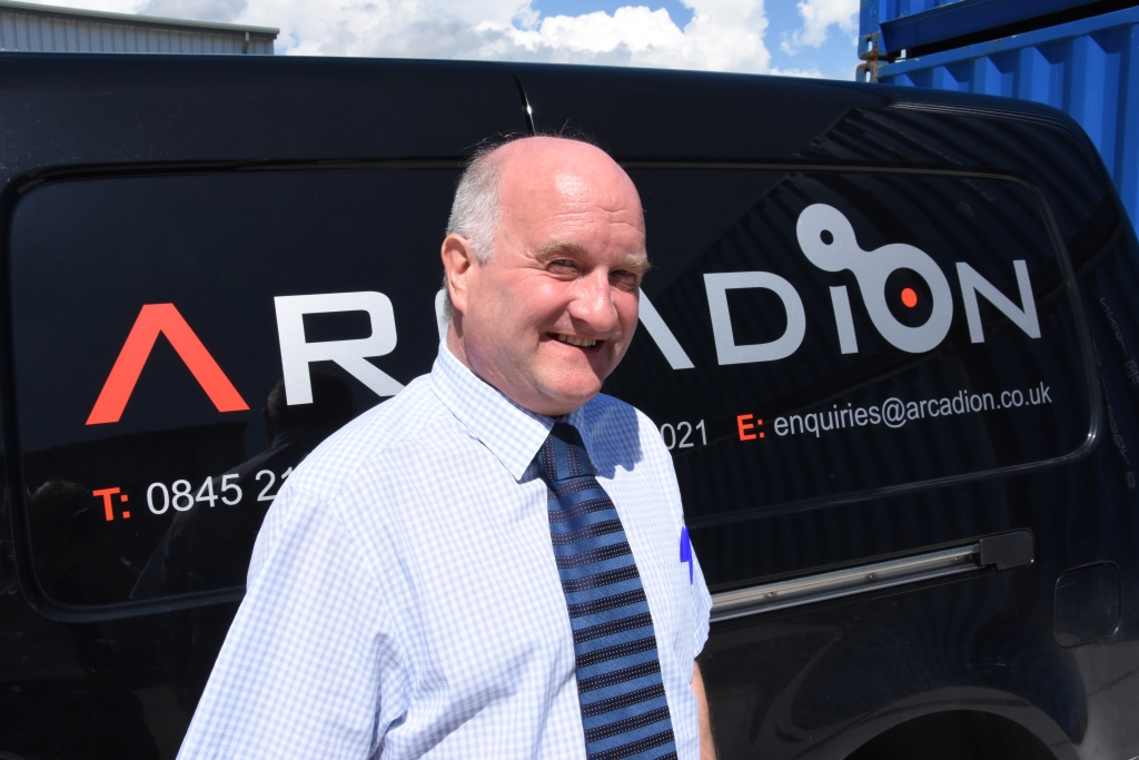 ARCADION expands Systems team
