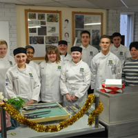 ARCADION joins all the festive fun of the fare at Aboyne fundraiser