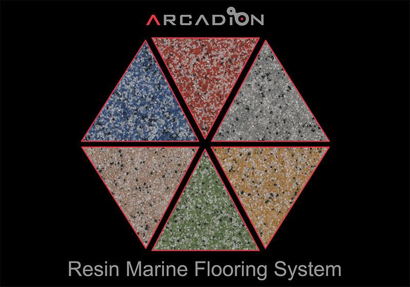 ARCADION Epoxy Marine Flooring