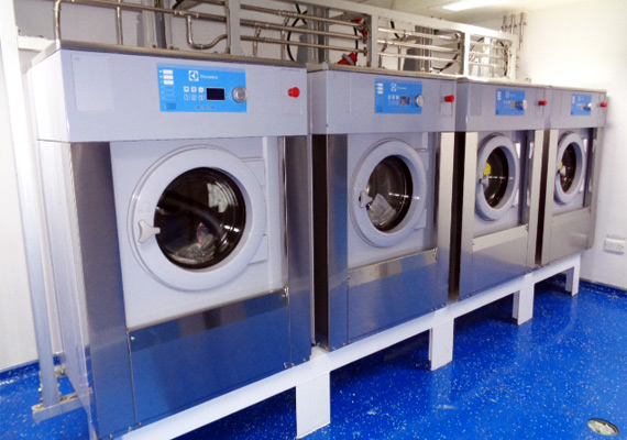 Reliable service for your laundry equipment