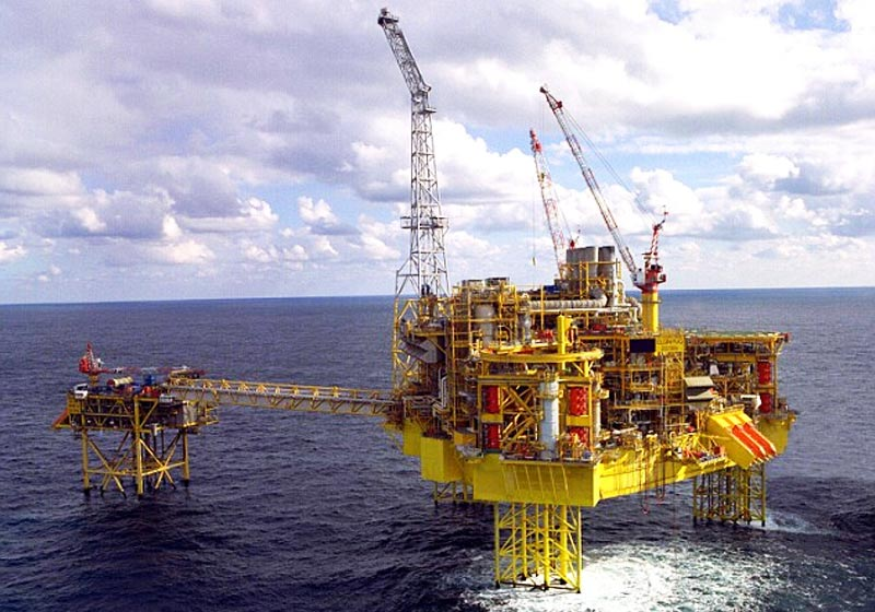 TOTAL Elgin Platform